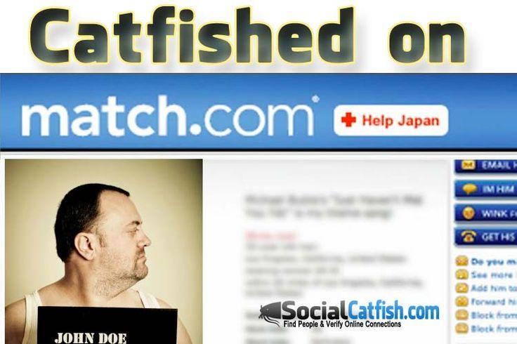 catfished on match.com