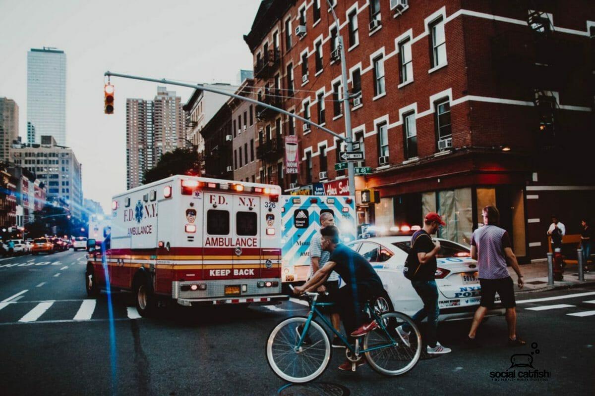 Fake Ambulances Smuggle Drugs and Act Like Taxis