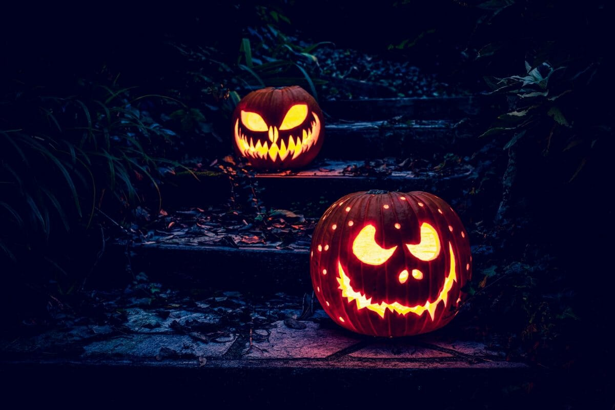 Halloween-pumpkins-on-ladder-789593-scaled